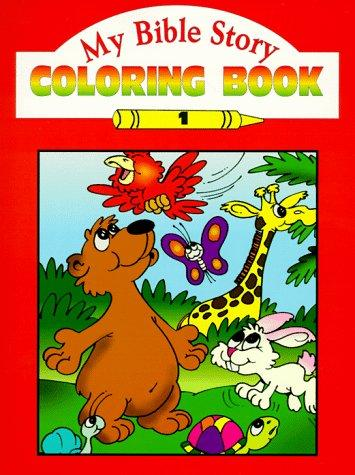 Download My Bible Story Coloring Book (My Bible Story Coloring Books)
