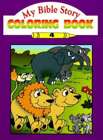 My Bible Story Coloring Book (My Bible Story Coloring Books)