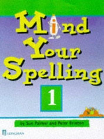 Mind Your Spelling