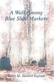 Thumbnail of A Walk Among Blue Slate Markers