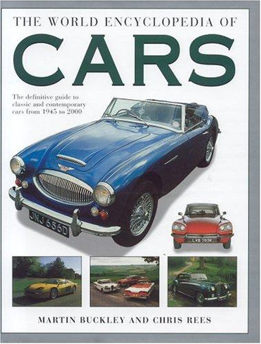 Download World Encyclopedia of Cars