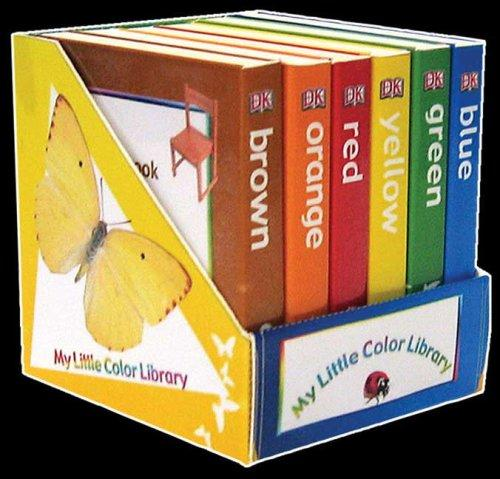 My Little Colors Library (My Little Color Library) by DK Publishing