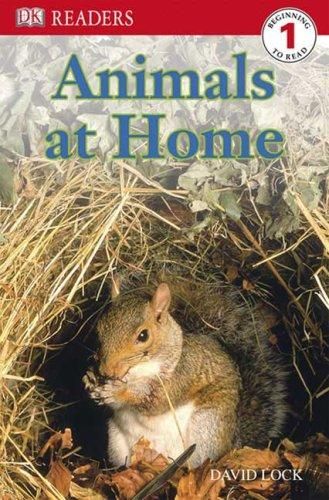 Download Animals at Home (DK READERS)