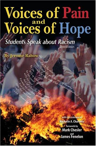 Voices of Pain and Voices of Hope