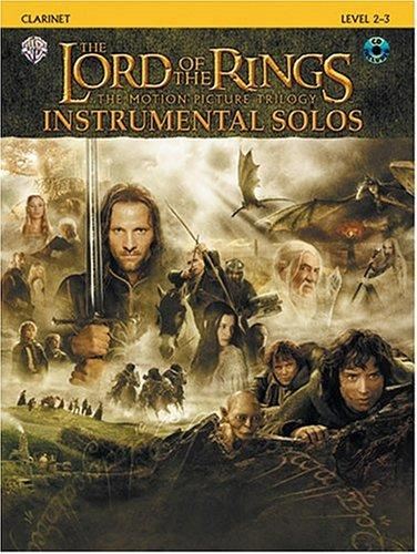 Lord of the Rings Instrumental Solos