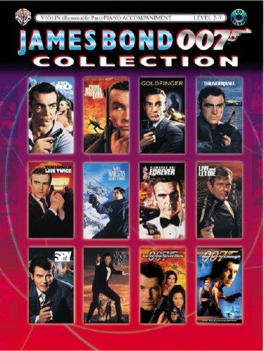 Download James Bond 007 Collection for Strings