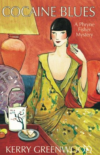 Cocaine Blues LARGE TYPE EDITION (Phryne Fisher Mysteries)