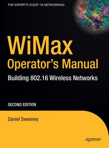 Download WiMax Operator's Manual