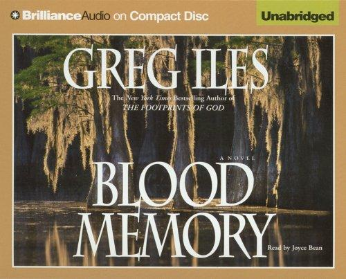 Blood Memory (Brilliance Audio on Compact Disc)