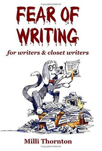 Download Fear of Writing