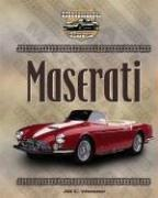 Maserati (Ultimate Cars Set 2) by Jill C. Wheeler