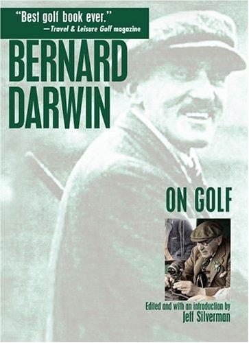 Image for Bernard Darwin On Golf