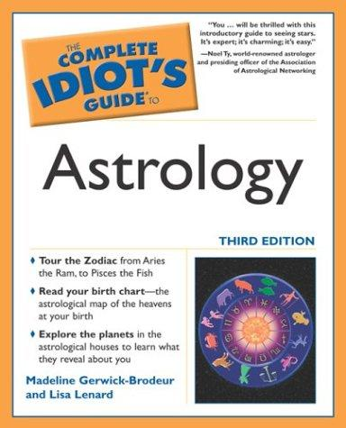 Download The complete idiot's guide to astrology