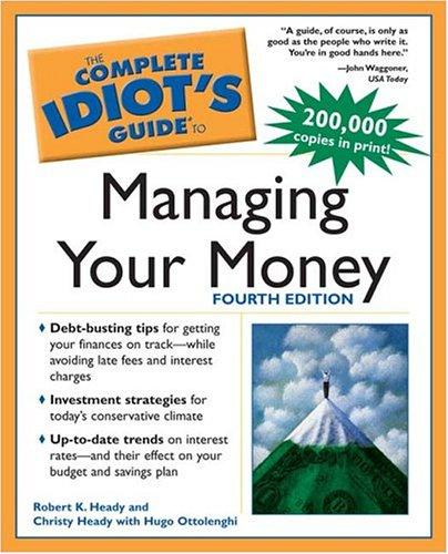 Download The complete idiot's guide to managing your money