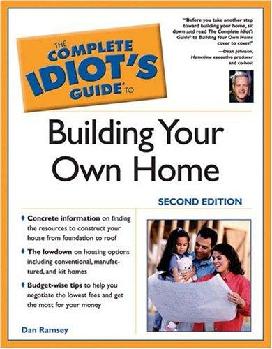 Download The complete idiot's guide to building your own home