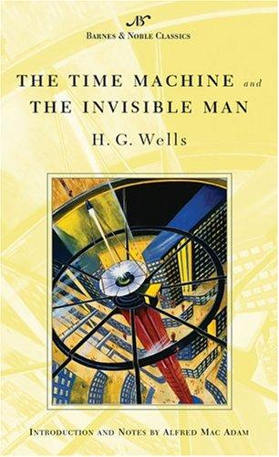Download The Time Machine and The Invisible Man (Barnes & Noble Classics Series) (B&N Classics)