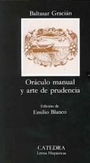Oráculo manual y artede prudencia