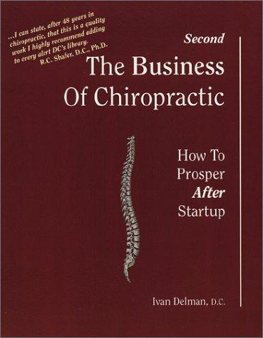 The Business of Chiropractic