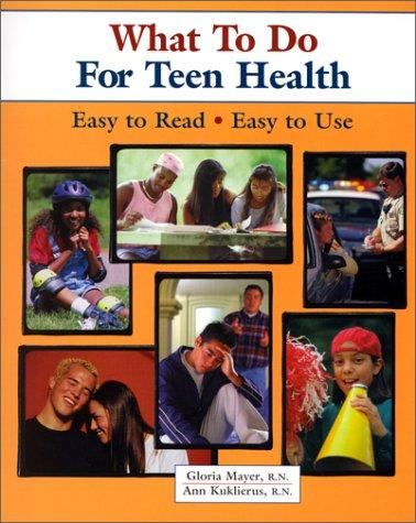 Download What to do for teen health