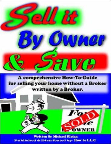 Sell It By Owner & Save