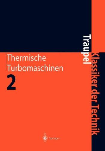 Download Thermische Turbomaschinen