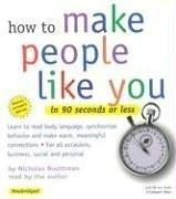 Download How to Make People Like You in 90 Seconds or Less