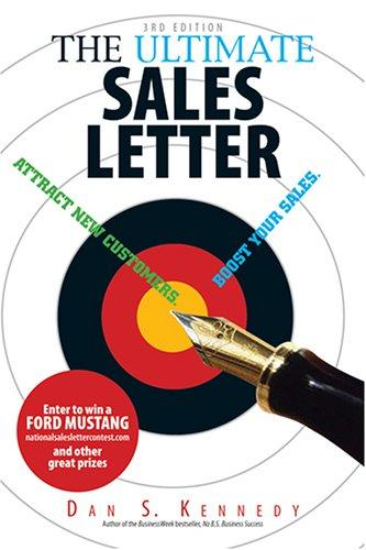 Download The ultimate sales letter
