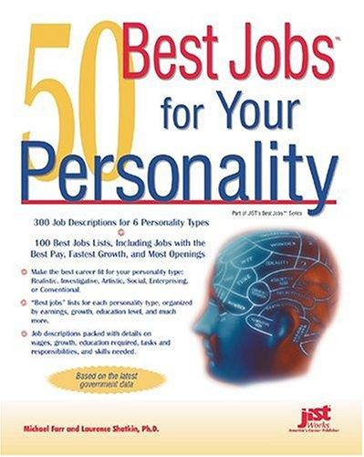 Download 50 best jobs for your personality