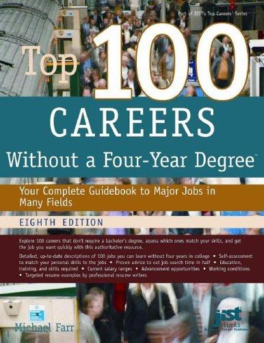 Download Top 100 Careers Without a Four-Year Degree