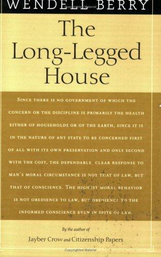 Download The long-legged house