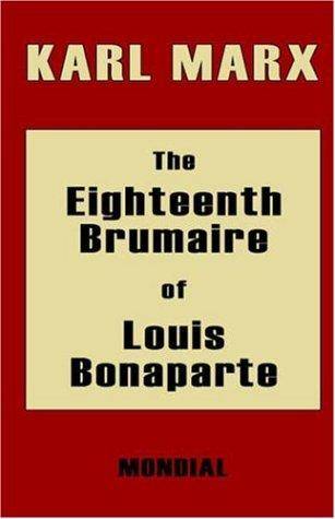 Download The Eighteenth Brumaire of Louis Bonaparte