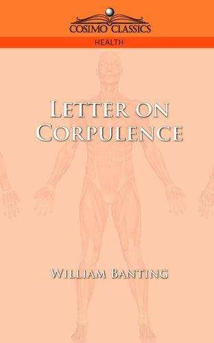 Download Letter on Corpulence