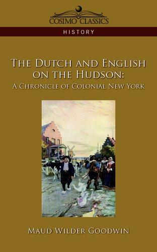 Download The Dutch and English on the Hudson