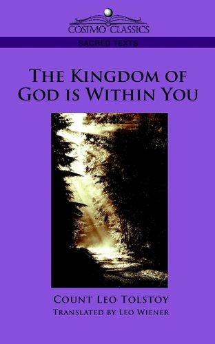 Download The Kingdom of God is Within You