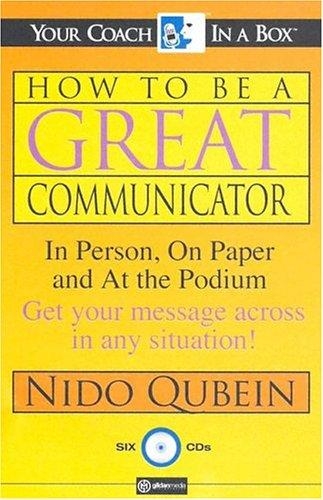 Download How to Be a Great Communicator