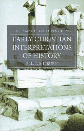 Download Early Christian Interpretations of History
