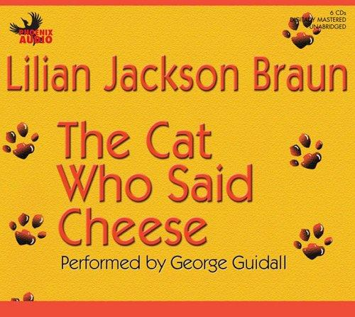 Download The Cat Who Said Cheese (Cat Who… (Audio))