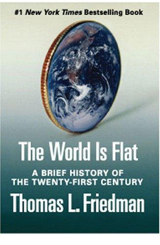 The World is Flat on Playaway by Thomas Friedman