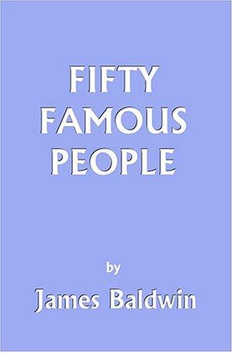 Fifty Famous People (Yesterday's Classics)