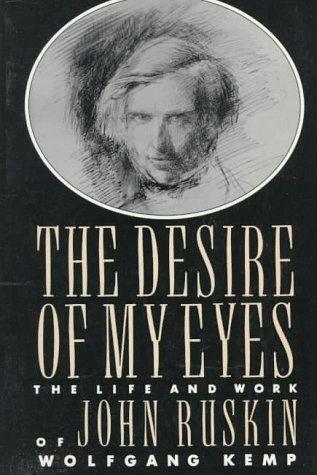 The desire of my eyes