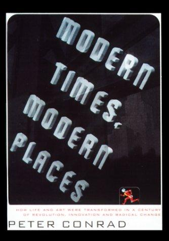 Download Modern times, modern places