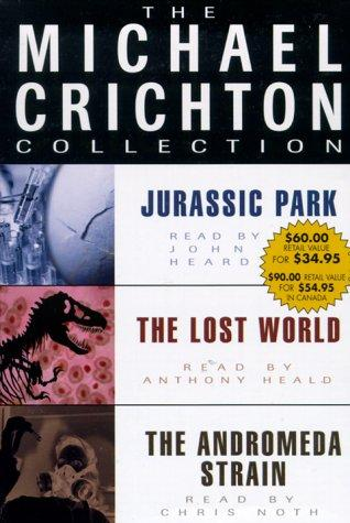 Michael Crichton Value Collection (The Michael Crichton Collection) by Michael Crichton