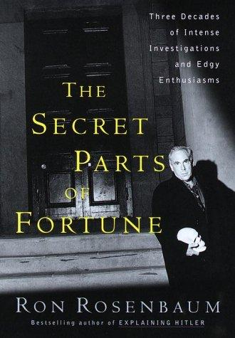 Download The secret parts of fortune