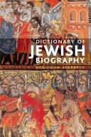 Download Dictionary of Jewish Biography