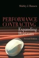 Download Performance Contracting