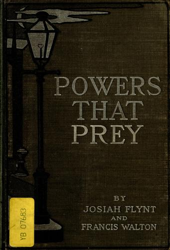 Download The powers that prey