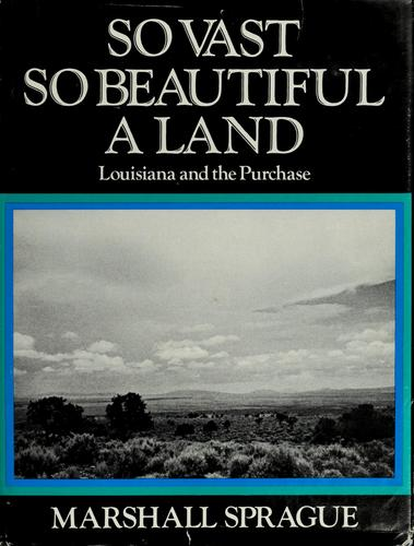 Download So vast, so beautiful a land