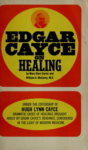 Download Edgar Cayce on healing