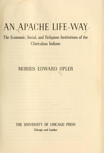 Download An Apache life-way