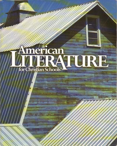 American literature for Christian schools